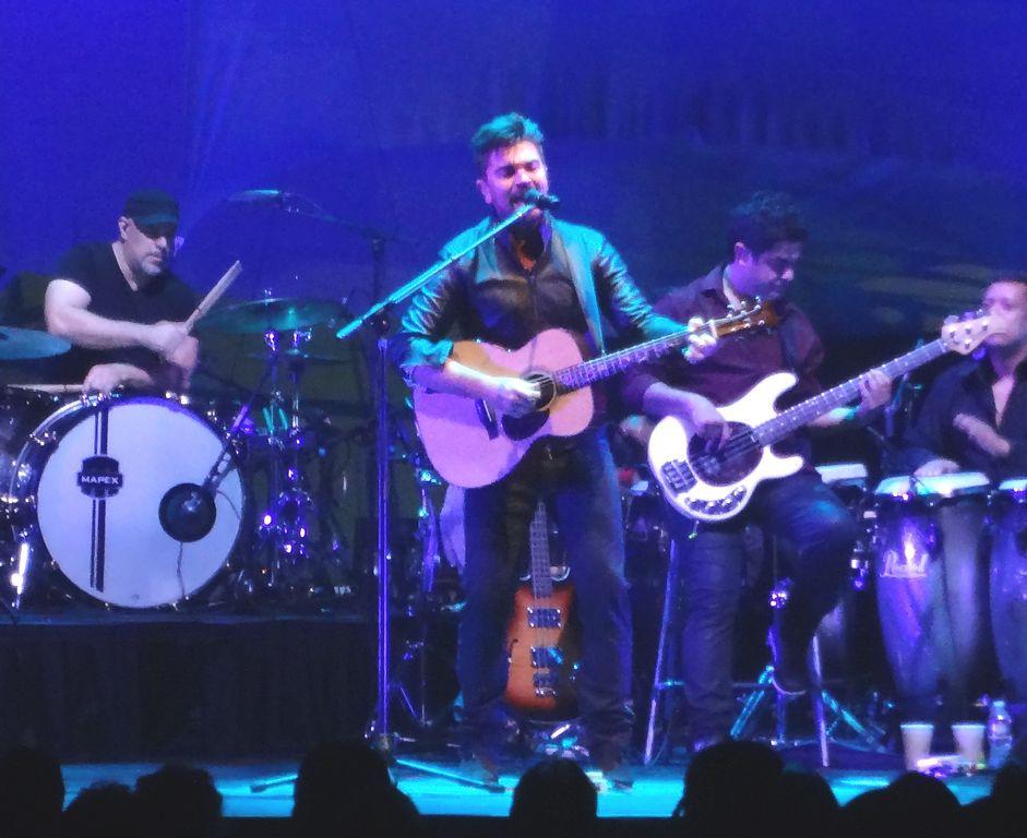 Juanes conquista el Radio City Music Hall de NYC
