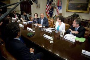 Obama presiona por acuerdo de reforma migratoria
