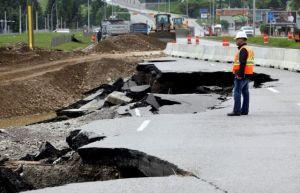 Miles retornan a sus hogares tras inundaciones en Canadá (fotos)