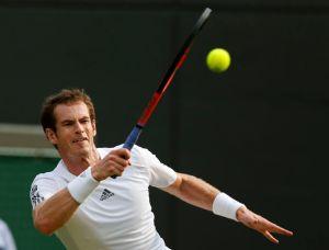 Andy Murray avanza a paso firme