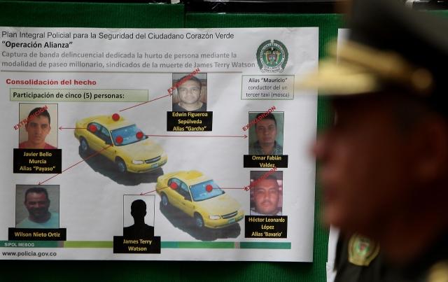 Cuatro capturas por  asesinato de agente DEA