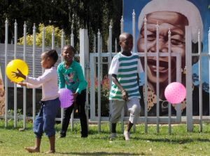 Diez frases célebres de Nelson Mandela