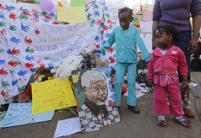 Un día como hoy Mandela marcó la historia en EEUU