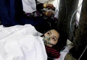 60 niñas son envenenadas en colegio de Afganistán