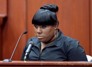 Borran mensajes en Twitter de testigo en caso Zimmerman