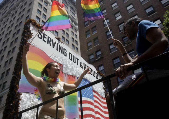 Gays festejan este fin de semana en NYC