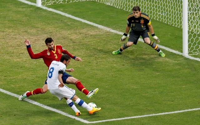 España y Brasil en final anhelada
