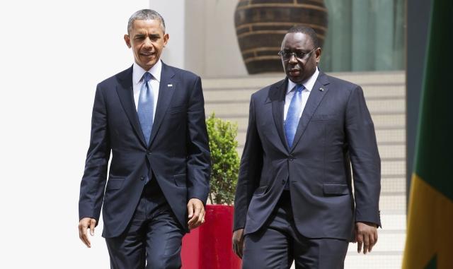 Obama califica a Mandela de héroe mundial