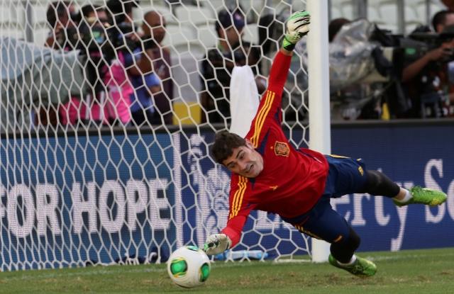 Iker Casillas: 'No soy chivato'