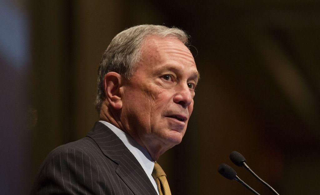 """""""Policía detiene poco a minorías"""", afirma Bloomberg"""