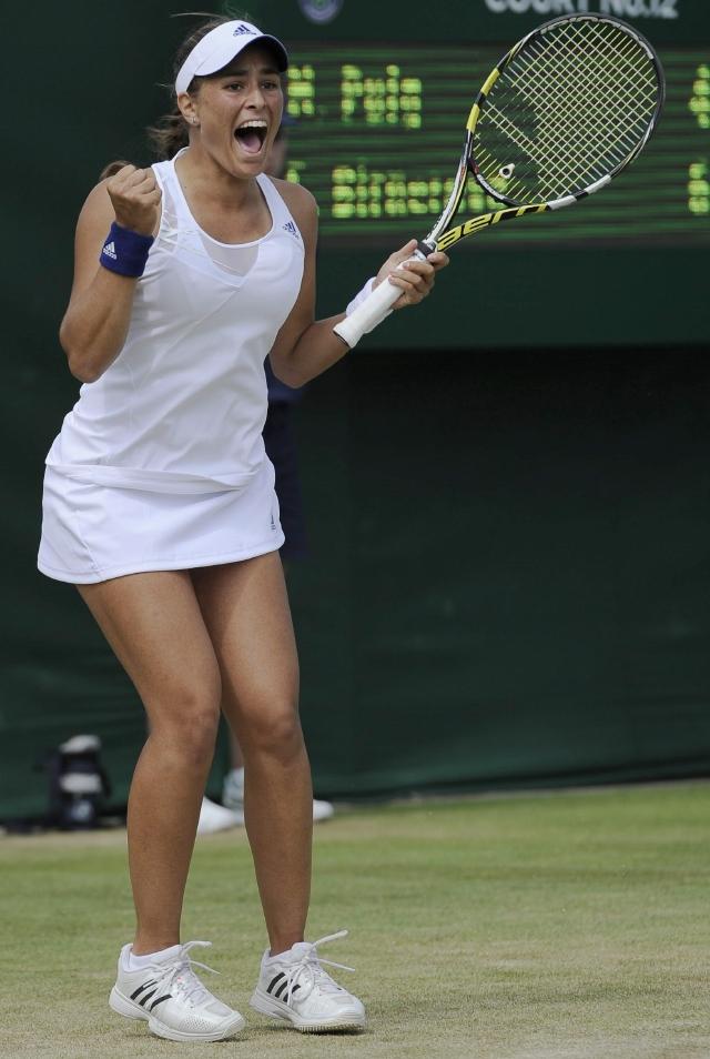 Tenista boricua hace historia en Wimbledon