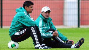 Almaguer adelanta que México va con todo ante España