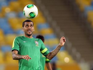 Con Neymar, 'Barça' ha hecho un gran fichaje: Alves