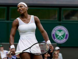 Serena Williams es eliminada de Wimbledon por Lisicki