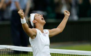 Flipkens es la cuarta semifinalista en Wimbledon