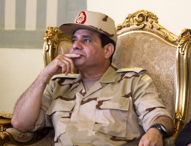 Al Sisi, el militar que traicionó a Mursi