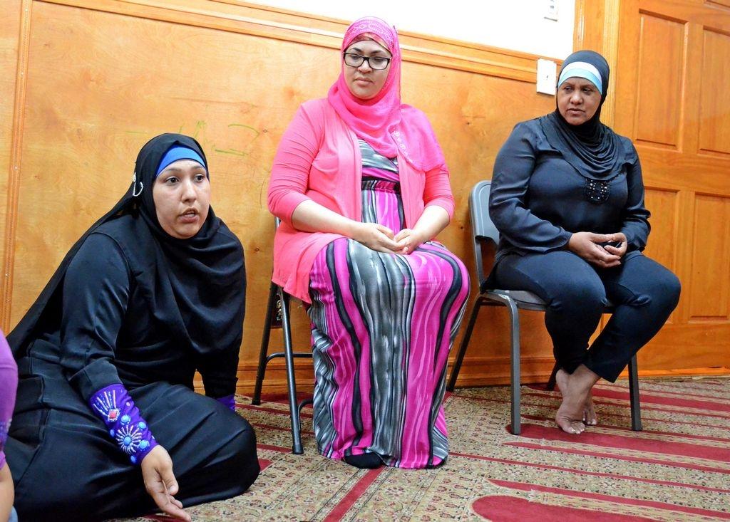 Aumentan las hispanas en NY que renacen en el Islam