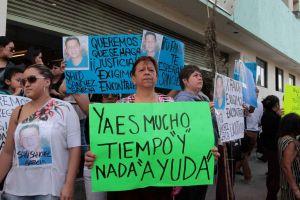Implicados en 'levantón' de jóvenes son procesados en México