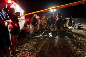 3 videos de la explosión de fuegos artificiales en Simi Valley