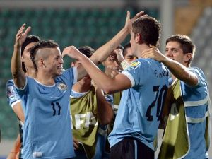 Uruguay elimina a España del Mundial sub-20 (Fotos)
