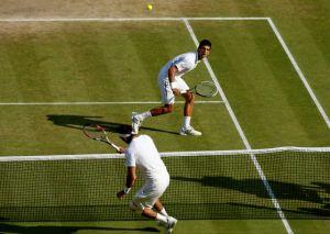 Djokovic y Murray por título Wimbledon