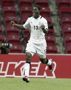 Ghana avanza a semifinales del Mundial Sub-20 (Fotos)