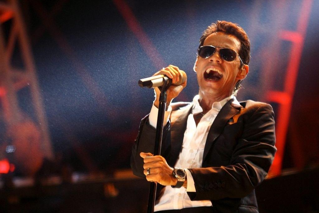 Marc Anthony cantará en el Juego de las Estrellas