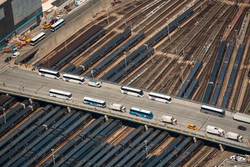 Inician pruebas con gases en estaciones del tren de NYC