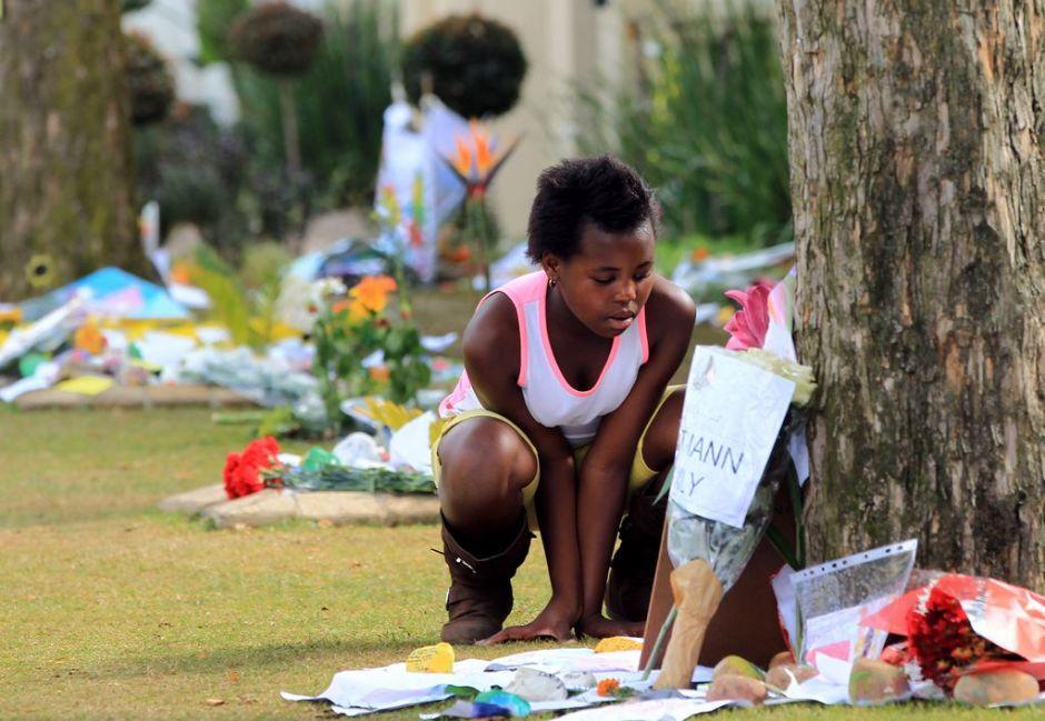Sudáfrica no informa sobre estado de Nelson Mandela (fotos)