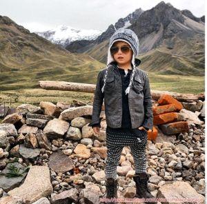 Niño mexicano es catalogado como un ícono de la moda