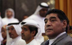 Entusiasma a Maradona su ratificación en Dubai