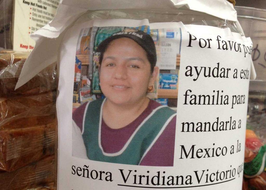 Conmovedor velorio de mexicana apuñalada en Queens
