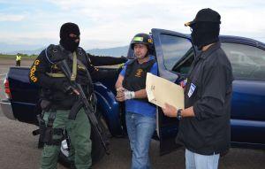 """Colombia extradita al capo """"El Loco"""" Barrera a EEUU"""