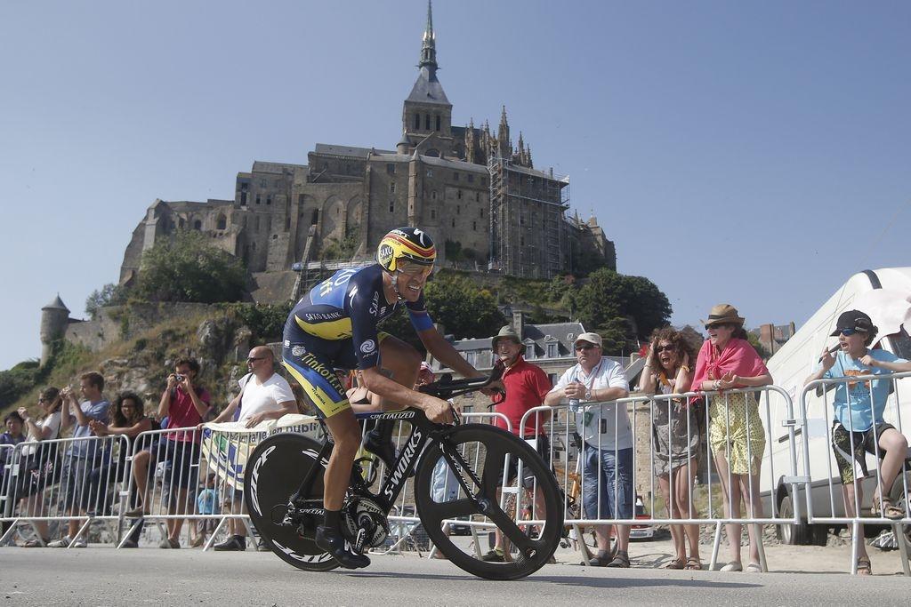 Contador no pierde las esperanzas en el Tour