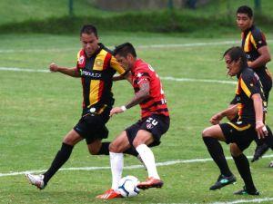 Atlas derrota 4-0 a Leones Negros en amistoso (Fotos)