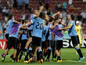 Uruguay avanza a la final del Mundial sub-20 (Fotos)