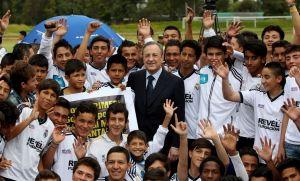 Florentino Pérez quiere a un Real Madrid invencible