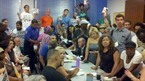 Entre protestas aprueban plan de FreshDirect en El Bronx