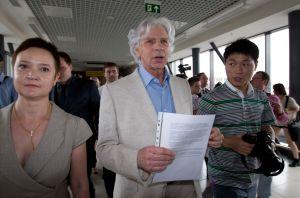 Snowden busca reunirse con activistas de DDHH