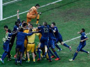 Francia conquista su primer mundial sub 20 (Fotos)