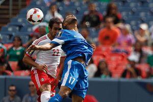 El 'Tri' vence Martinica y logra su pase a cuartos (fotos)