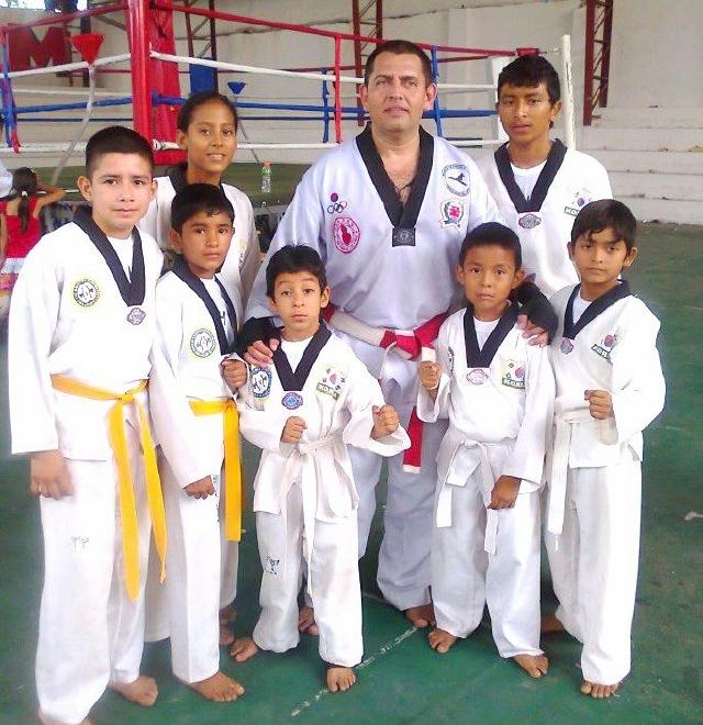 Campeonato mundial de Artes Marciales en Perú