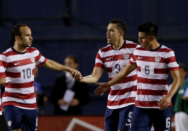 Costa Rica muy motivado ante Estados Unidos