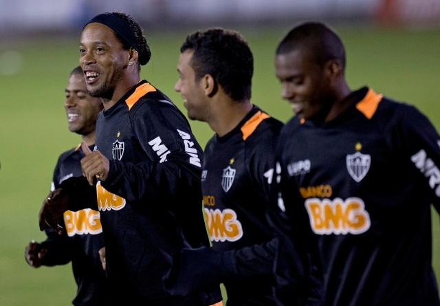 Mineiro va con todo por su primera copa