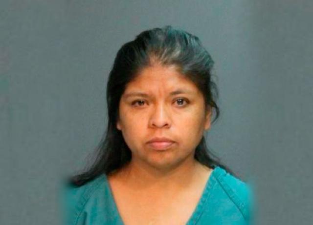 Mujer de Santa Ana presa por abuso infantil