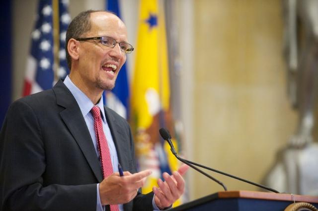 El Senado confirmó ayer a Thomas Pérez como secretario de Trabajo, el único latino en el gabinete del presidente Barack Obama.