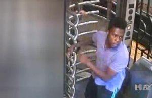 Pasajeros del tren de NYC enfrentan a ladrones (videos)