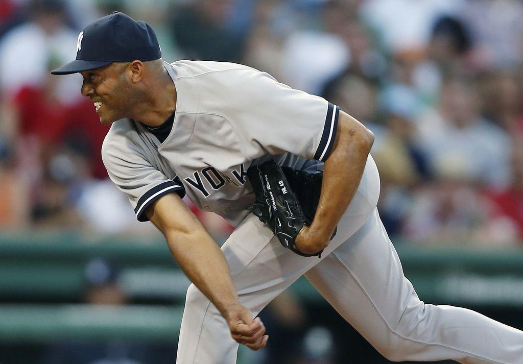 Kuroda encamina a los Yankees y Mariano salva el 31