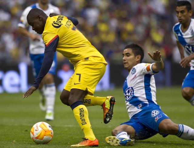 Extranjeros invaden el fútbol mexicano