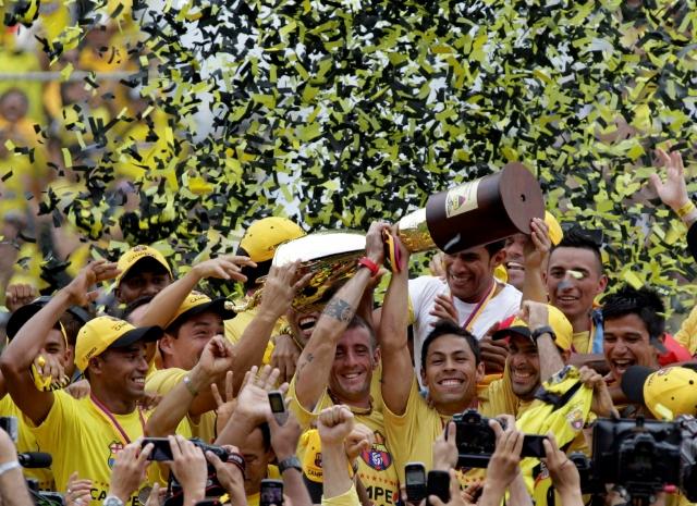 Ecuador y Venezuela rivales en la Copa